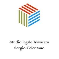 Studio legale Avvocato Sergio Celentano