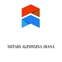 NOTAIO ALFONSINA DIANA