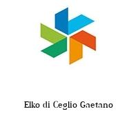 Elko di Ceglio Gaetano