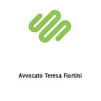 Avvocato Teresa Fiortini