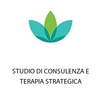 STUDIO DI CONSULENZA E TERAPIA STRATEGICA