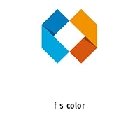 f s color