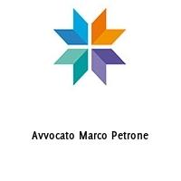 Avvocato Marco Petrone