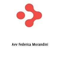 Avv Federica Morandini