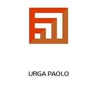 URGA PAOLO
