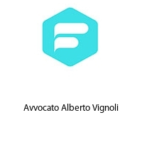 Avvocato Alberto Vignoli