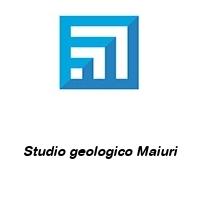 Studio geologico Maiuri