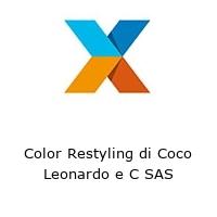 Color Restyling di Coco Leonardo e C SAS