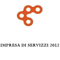 IMPRESA DI SERVIZZI 2012