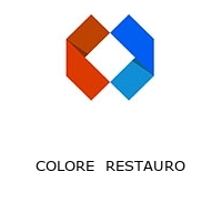 COLORE  RESTAURO