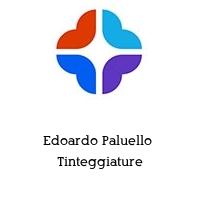 Edoardo Paluello  Tinteggiature