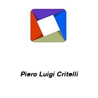 Piero Luigi Critelli