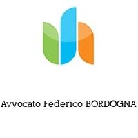 Avvocato Federico BORDOGNA