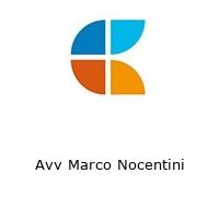 Avv Marco Nocentini