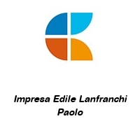 Impresa Edile Lanfranchi Paolo