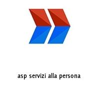 asp servizi alla persona
