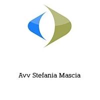 Avv Stefania Mascia