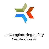 ESC Engineering Safety Certification srl