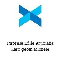 Impresa Edile Artigiana Raso geom Michele