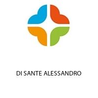 DI SANTE ALESSANDRO