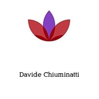 Davide Chiuminatti