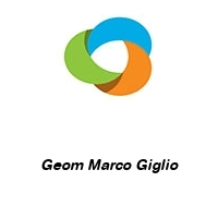 Geom Marco Giglio