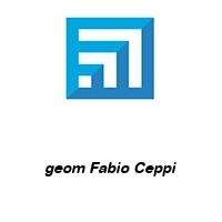 geom Fabio Ceppi