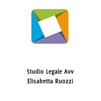 Studio Legale Avv Elisabetta Ruozzi