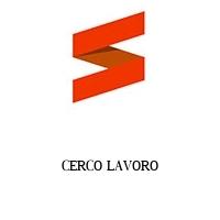CERCO LAVORO