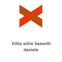 Ditta edile bassotti daniele