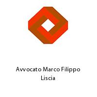 Avvocato Marco Filippo Liscia