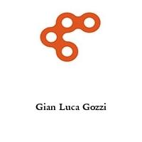 Gian Luca Gozzi