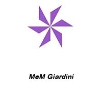 MeM Giardini