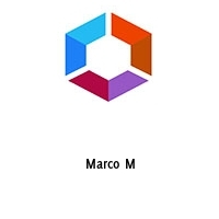 Marco M