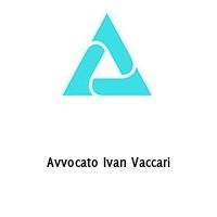 Avvocato Ivan Vaccari