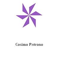Cosimo Patrono