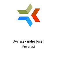 Avv Alexander Josef Pesaresi