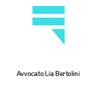 Avvocato Lia Bertolini