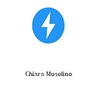 Chiara Musolino