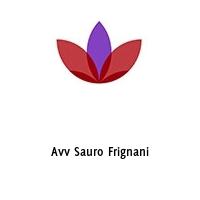 Avv Sauro Frignani