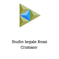 Studio legale Rossi Cristiano