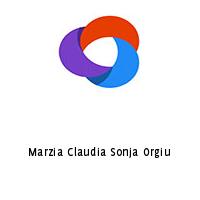 Marzia Claudia Sonja Orgiu