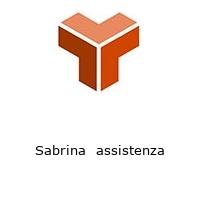 Sabrina  assistenza
