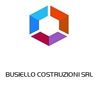 BUSIELLO COSTRUZIONI SRL