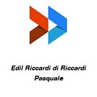 Edil Riccardi di Riccardi Pasquale
