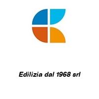 Edilizia dal 1968 srl