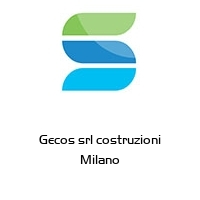 Gecos srl costruzioni Milano