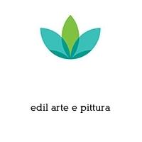 edil arte e pittura