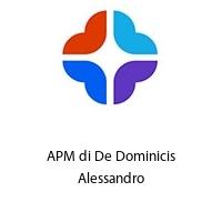 APM di De Dominicis Alessandro