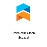 Perito edile Gianni Scozzai
